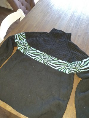 Escada Coarse Knitted Sweater black