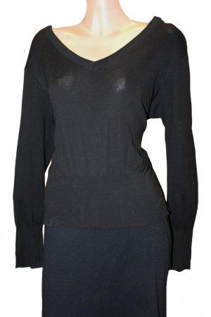 ESCADA Pullover schwarz Gr. 42