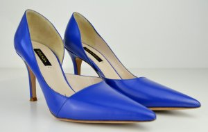 Escada Pumps Blau -Gr.36