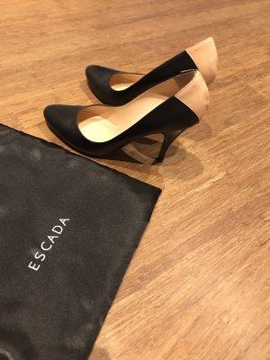 Escada High Heels black-nude