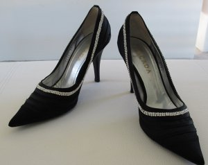 ESCADA Pumps m. Strass Gr. 39 TOP ZUSTAND!! NP 598,-€ !!