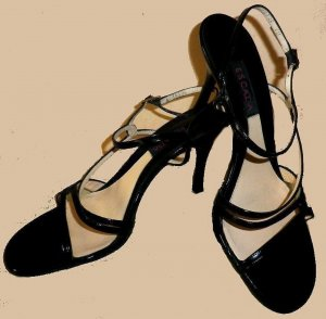 ESCADA PUMPS schwarz Gr.40