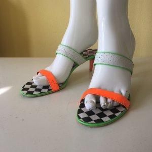 Escada Sandalo con cinturino multicolore