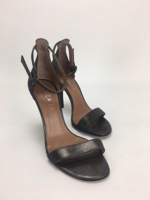 Escada High Heels black brown