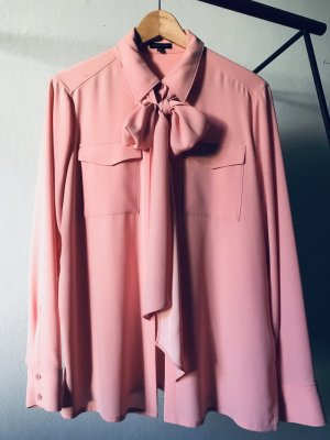 Escada Tie-neck Blouse pink acetate