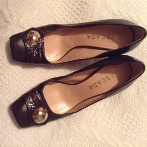 Escada Schuhe Pumps 361/2