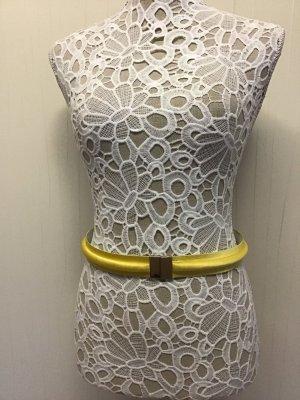 Escada Cinturón pélvico amarillo pálido