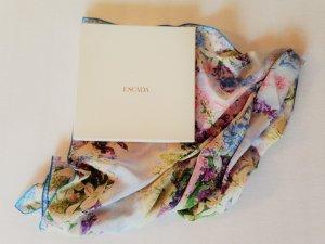 Escada Silk Cloth multicolored silk