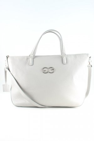 Escada Shopper hellgrau Casual-Look