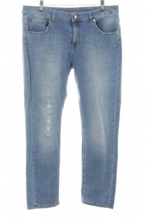 Escada Slim Jeans himmelblau Casual-Look