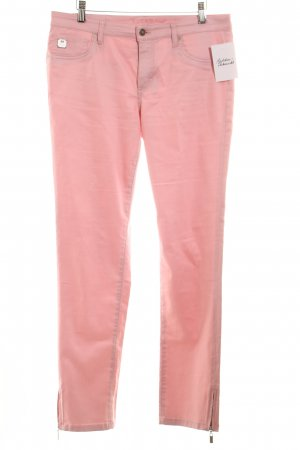 Escada Slim Jeans rosa Casual-Look