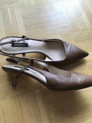 ESCADA Sling Pumps