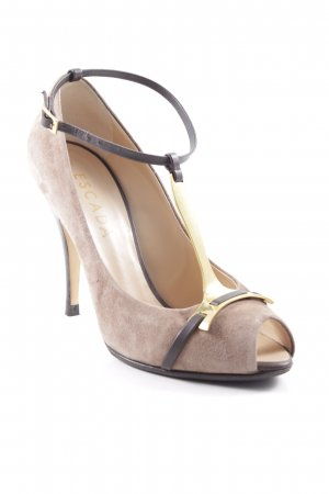 Escada Slingback Pumps multicolored elegant