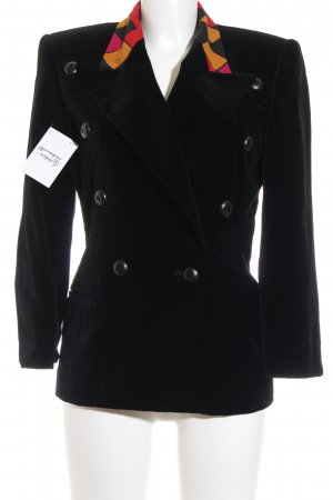 Escada Smoking-Blazer mehrfarbig Business-Look