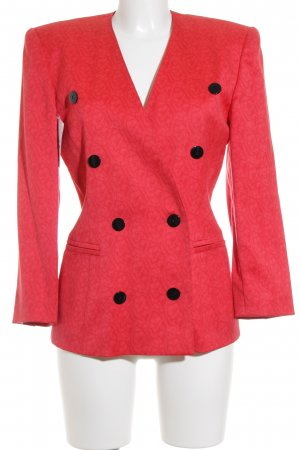Escada Smoking-Blazer ziegelrot Business-Look