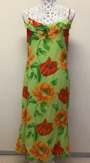 Escada Maxi-jurk veelkleurig