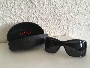 Escada Ronde zonnebril zwart