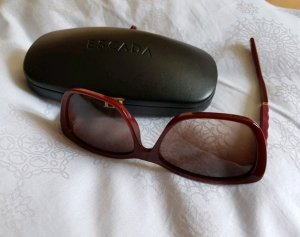 Escada Sunglasses gold-colored-bordeaux