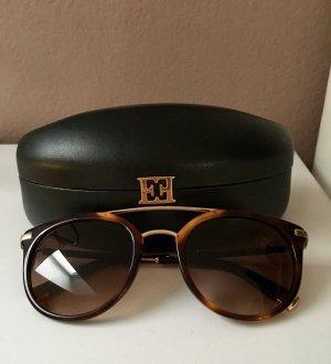 Escada Glasses brown-gold-colored