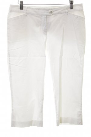 Escada Sport 3/4 Length Trousers white casual look
