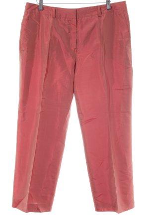 Escada Sport 7/8-broek donker oranje-rood glinsterend