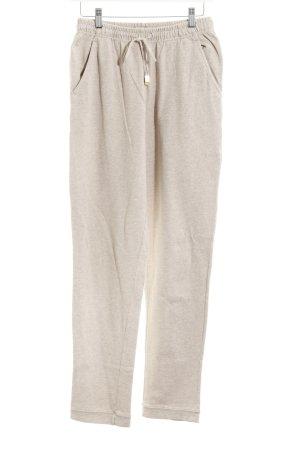 Escada Sport Pantalon «Baggy» beige style décontracté