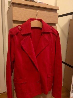 Escada Sport Blazer in rot Farbe , neu und passt zu jeder Outfit