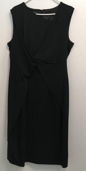 Escada Sport edles schwarzes Kleid 44