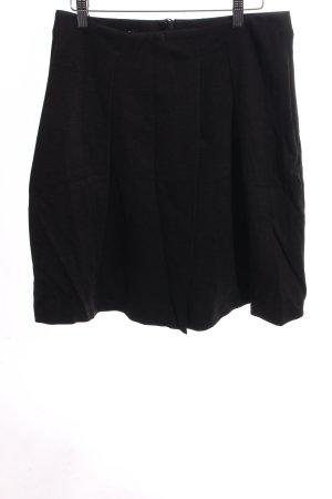 Escada Sport Plooirok zwart zakelijke stijl