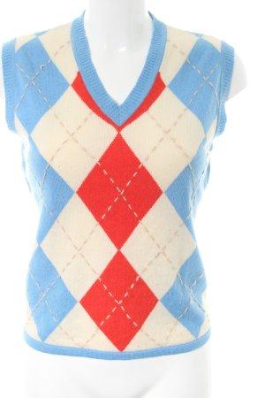 Escada Sport Cardigan en maille fine motif graphique style d'affaires