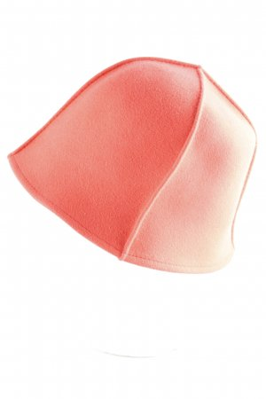 Escada Sport Felt Hat brick red casual look