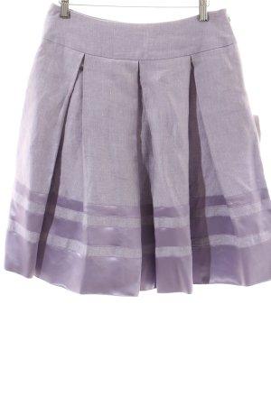 Escada Sport Jupe évasée lilas-violet moucheté élégant