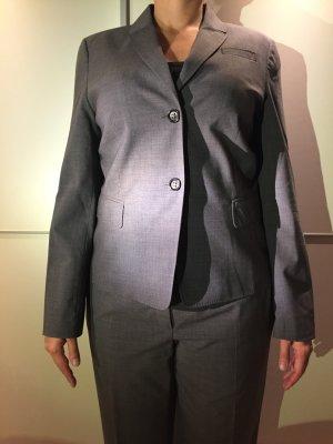 Escada Sport Abito business grigio scuro-grigio Lana vergine
