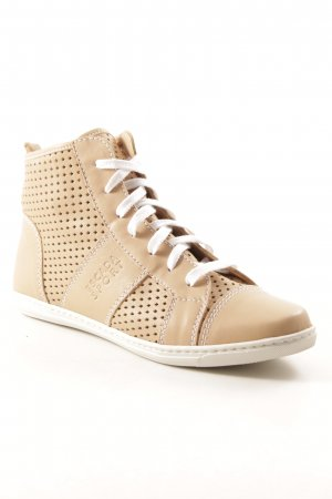 Escada Sport High Top Sneaker beige Casual-Look