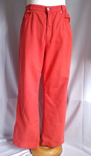 Escada Sport High Waist Jeans salmon