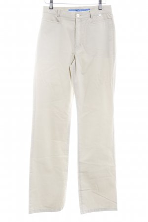 Escada Sport High-Waist Hose creme Casual-Look