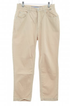 Escada Sport Hoge taille jeans camel casual uitstraling