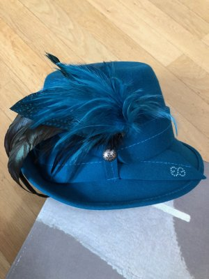 Escada Sport Traditional Hat petrol