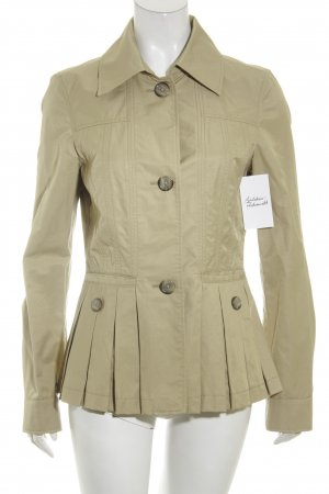 Escada Sport Jacke sandbraun Casual-Look