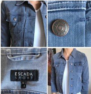 Escada Sport Jeans Jacke 3/4 Arm