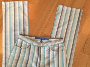 Escada Sport Pantalone elasticizzato multicolore Lycra