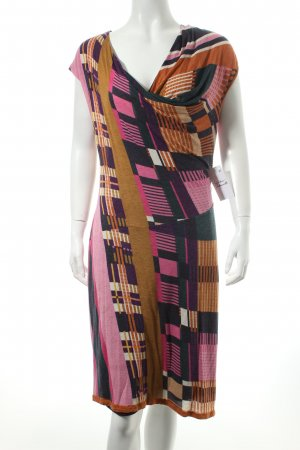 Escada Sport Jerseykleid grafisches Muster Casual-Look