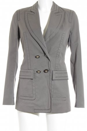 Escada Sport Kurz-Blazer anthrazit-grau Business-Look