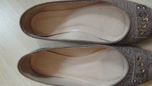 Escada Sport Ballerinas grey brown
