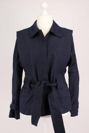 Escada Sport leichte Jacke blau Größe 42