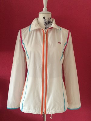 Escada Sport Sports Jacket white cotton