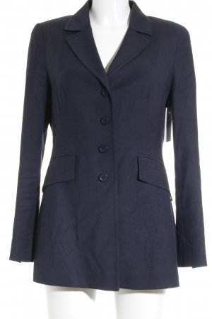 Escada Sport Long-Blazer dunkelblau Business-Look