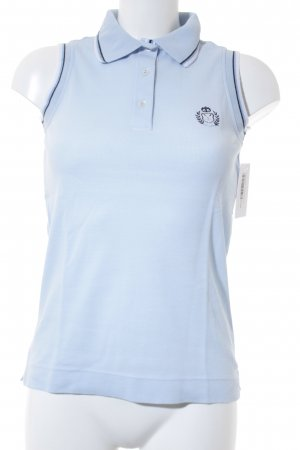 Escada Sport Polo-Shirt mehrfarbig Casual-Look