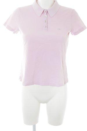 Escada Sport Polo-Shirt rosa Casual-Look