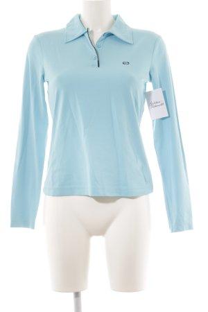 Escada Sport Polo-Shirt türkis sportlicher Stil